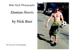 Male Nude Photography- Damian Norris