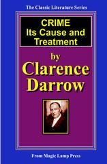 Crime - Its Cause And Treatment
