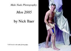 Male Nude Photography: Men 2005