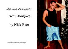 Male Nude Photography- Dean Marquez