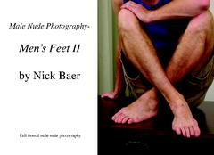 Male Nude Photography- Men's Feet