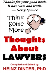 Thoughts About Lawyers