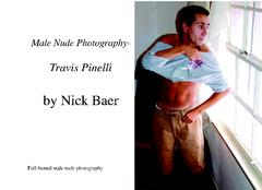 Male Nude Photography- Travis Pinelli