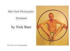 Male Nude Photography- Gymnast