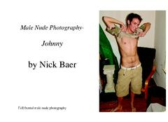 Male Nude Photography- Johnny