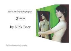 Male Nude Photography- Quinoa