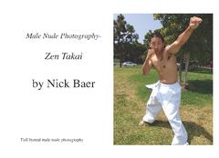 Male Nude Photography- Zen Takai