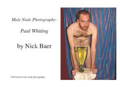 Male Nude Photography- Paul Whiting