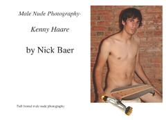 Male Nude Photography - Kenny Haare