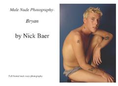 Male Nude Photography - Bryan