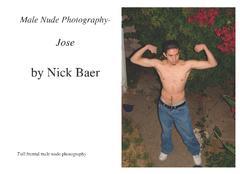 Male Nude Photography- Jose