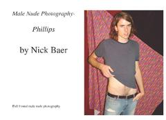 Male Nude Photography- Phillips