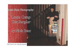 Male Nude Photography- Louie Camp Cat Burglar