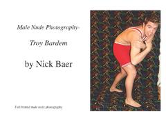 Male Nude Photography- Troy Bardem