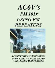 Fm 101X: Using FM Repeaters