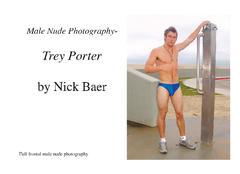 Male Nude Photography- Trey Porter