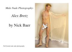 Male Nude Photography- Alex Bretz