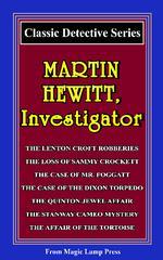 Martin Hewitt, Investigator