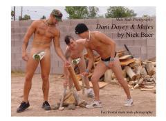 Male Nude Photography- Dani Davey & Mates