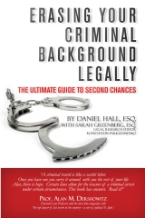 Erasing Your Criminal Background Legally