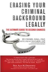 Erasing Your Criminal Background Legally