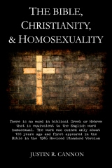 The Bible, Christianity, & Homosexuality