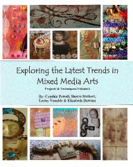 Exploring The Latest Trends In Mixed Media Arts