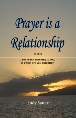 Prayer Is A Relationship