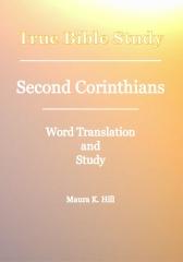 True Bible Study - Second Corinthians