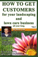 How To Get Customers For Your Landscaping And Lawn Care Business All Year Long.