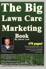 The Big Lawn Care Marketing Book