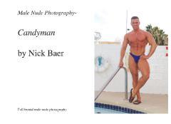 Male Nude Photography- Candyman
