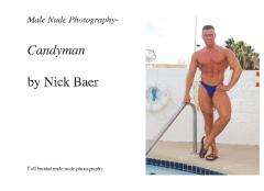Male Nude Photography- Candyman