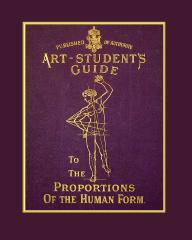 The Art Student's Guide To The Proportions Of The Human Form