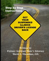 Get Your Illinois Suspended Driver's License Back