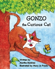 Gonzo the Curious Cat
