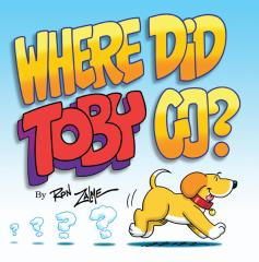 Where Did Toby Go?