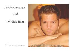 Male Nude Photography- Cell