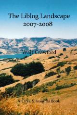 The Liblog Landscape 2007-2008
