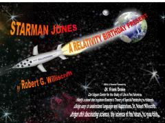 Starman Jones: A Relativity Birthday Present