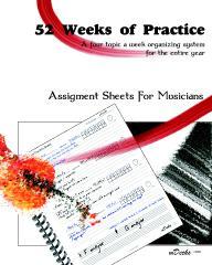 52 Weeks Of Practice