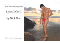 Male Nude Photography- Luca Dicorso