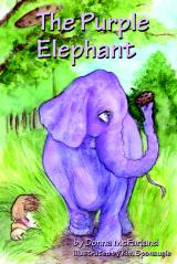 The Purple Elephant (Color)