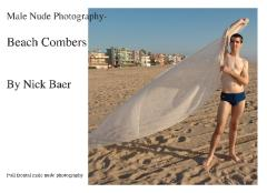 Male Nude Photography- Beach Combers