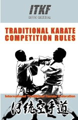 Traditional Karate Competition Rules