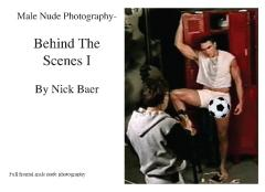 Male Nude Photography- Behind The Scenes I