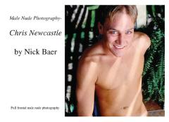 Male Nude Photography- Chris Newcastle