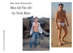 Male Nude Photography- Men Of The OC