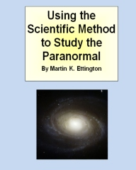Using the Scientific Method to Study the Paranormal