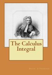 The Calculus Integral